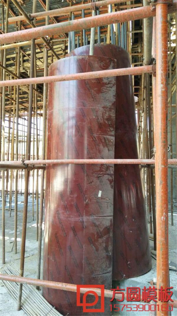 钢筋圆柱子图纸